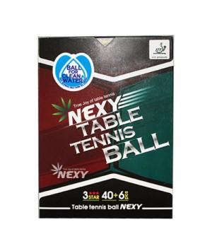 NEXY POLY BALL 3star 40+(6pcs)